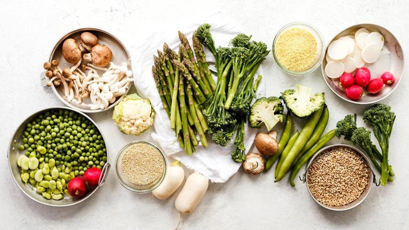 کلسیم برای گیاه خواران