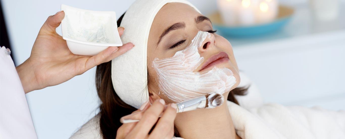 ماسک برای منافذ باز پوست